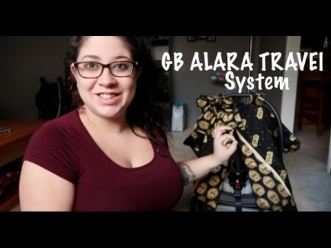 GB ALARA COMPACT TRAVEL SYSTEM | CAR SEAT AND STROLLER REVIEW