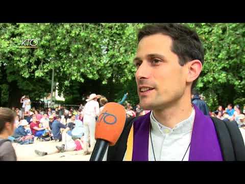 Le pèlerinage de Pentecôte à Chartres - Reportage