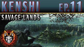 Kenshi Ironman PC Sandbox RPG - EP3 - THE SLAVES OF REBIRTH