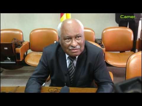 Laurent Esso évoque la révocation du juge PASCAL MAGNAGUEMABE