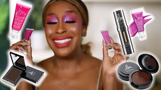 Makeup Artist Follows Danessa Myricks SUPER COLORFUL Tutorial by Jackie Aina