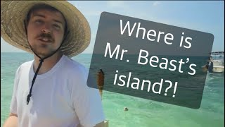 (Where is Mr. Beast's island located?) Interesting Geography Facts, Amazing Facts