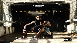 Ace Hood - They Said It (Prod. By John G & Murda Beatz) 2017 New CDQ Dirty NO DJ @AceHood