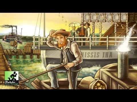 Rahdo Runs Through►►► Riverboat