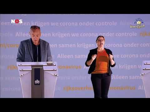 Persconferentie september 2021
