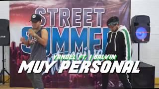 Yandel   Muy Personal Ft J Balvin   Choreography By Adrian Rivera