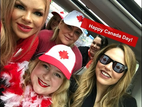 Canada Day Carpool Karaoke