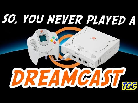 DREAMCAST: Sega's Fall From the Cutting Edge | GEEK CRITIQUE