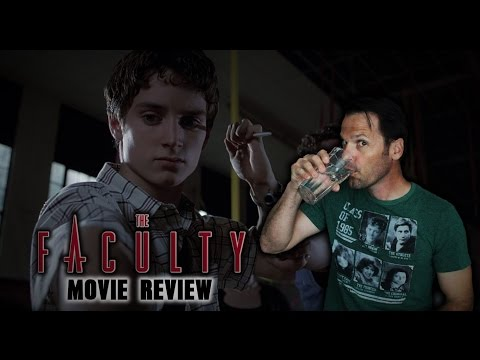 The Faculty Movie Review (Classic Horror!)