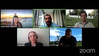 Webinar Cambio Climático y recursos Hídricos