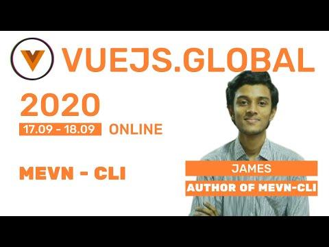 Image thumbnail for talk MEVN-CLI