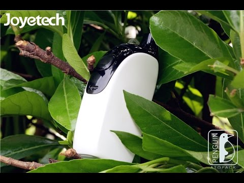 YouTube Video zu Joyetech Atopack Penguin Starterset 50 Watt 2000 mAh 8.8 ml