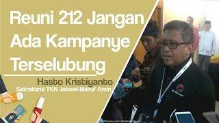 Anggap Reuni 212 Hal yang Wajar, Kubu Jokowi: Jangan Sampai Ada Kampanye Terselubung