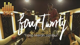 JBRC Live : Fourtwnty - Fana Merah Jambu