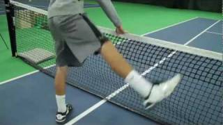 Tennis Warm Up Routine (YOU CAN USE TODAY!)