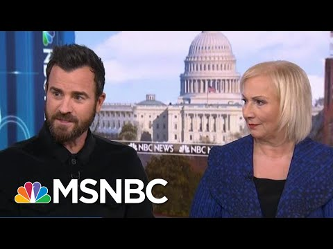 Actor Justin Theroux Dishes On New Justice Ruth Bader Ginsburg Film   Hallie Jackson   MSNBC