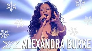 Alexandra Burke | Hallelujah | Christmas Countdown