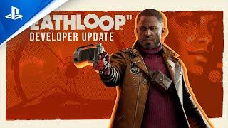 PlayStation Deathloop – Developer Update | PS5 anuncio
