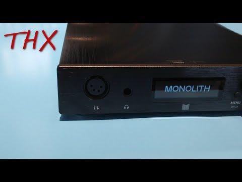 Massdrop THX AAA 789 Amplifier Review  - смотреть онлайн на