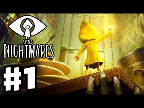 Little Nightmares Walkthrough - Part 4 - Ending! The Guest