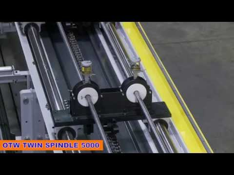 Horizontal Honing Machines | Double Duty - OTW 5000 Twin Spindle