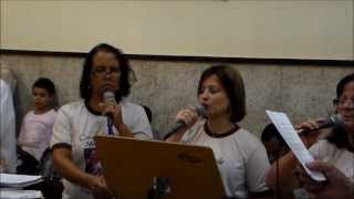 Comunhão Festa São José 2013 - Vista Alegre