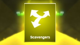 The BEST Trickshot Scavengers EVER! - Shellshock Live Showdown | JeromeACE