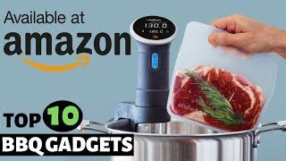 Top 10 Coolest BBQ Grill Gadgets To Buy On AMAZON - Must Have This Summer!