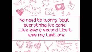 Jordin Sparks ~ Tattoo Lyrics