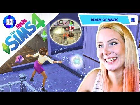 VTIPNÁ KOUZLA A NOVÝ FÁMULUS ● The Sims 4 - ŘÍŠE KOUZEL 03