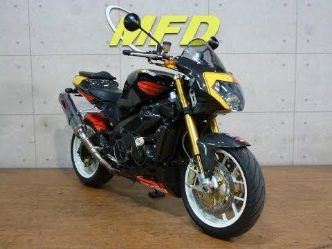 Tuono1000R/アプリリア 1000cc 埼玉県 モトフィールドドッカーズ埼玉戸田店(MFD埼玉戸田店)