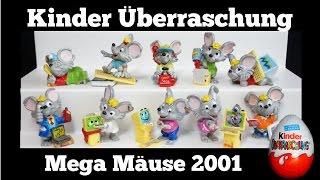 Mega Mäuse im Internet-Fieber