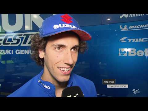 Team Suzuki Ecstar prepare for the Gran Premio d'Italia Oakley