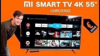 "Xiaomi Mi Smart TV 4S [4KUHD] 55"" Unboxing, Einrichtung & Ersteindruck - Venix"