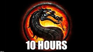 Mortal Kombat Theme Song Extended (10 Hours)