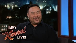Chef David Chang on Food Critics, New Show & His Parents