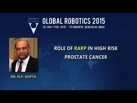The Role of RARP in High Risk Prostate Cancer