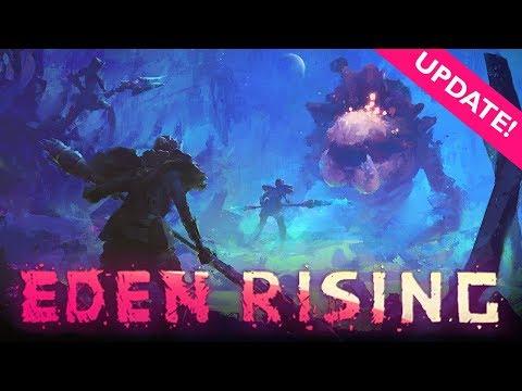 Eden Rising: Supremacy - Underground Teaser