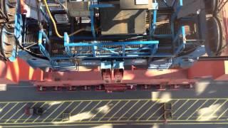 Gantry Crane operating