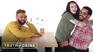 My Wife's Ex and I Play Truth or Drink | Truth or Drink | Cut