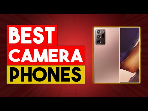 BEST CAMERA PHONE - Top 6 Best Camera Phones In 2021