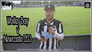 Whitley Bay v Newcastle United U23