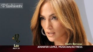 Дженнифер Лопес, Happy Birthday Jennifer Lopez! July 24 | FashionTV