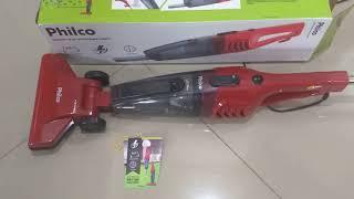 43e988d2f Aspirador Po Philco Ph1100 Rapid Turbo 2 em 1 Vermelho 1000W - 110V