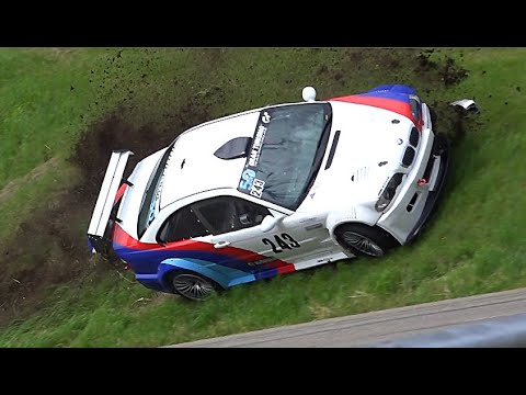 Hill Climb racing - Bergrennen ★BEST OF Hillclimb REITNAU 2016★