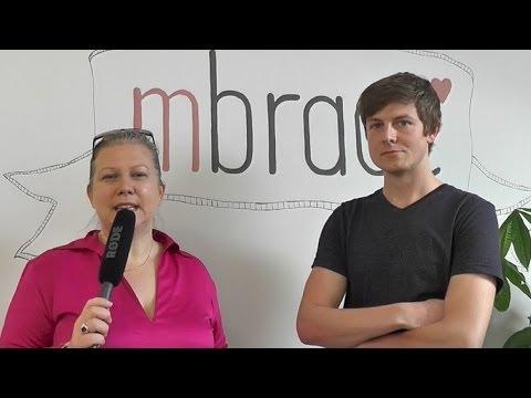 Wie sich die Berliner App mbrace von Tinder unterscheidet