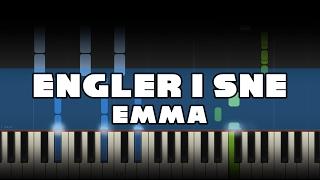 eMMa - Engler I Sne - Piano Tutorial