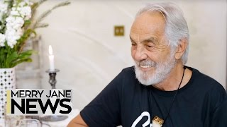 To Work for Tommy Chong, You Need to Take a Drug Test   MERRY JANE News