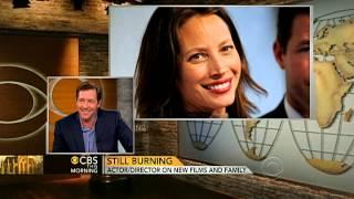 Ed Burns On His Wife, Christy Turlington