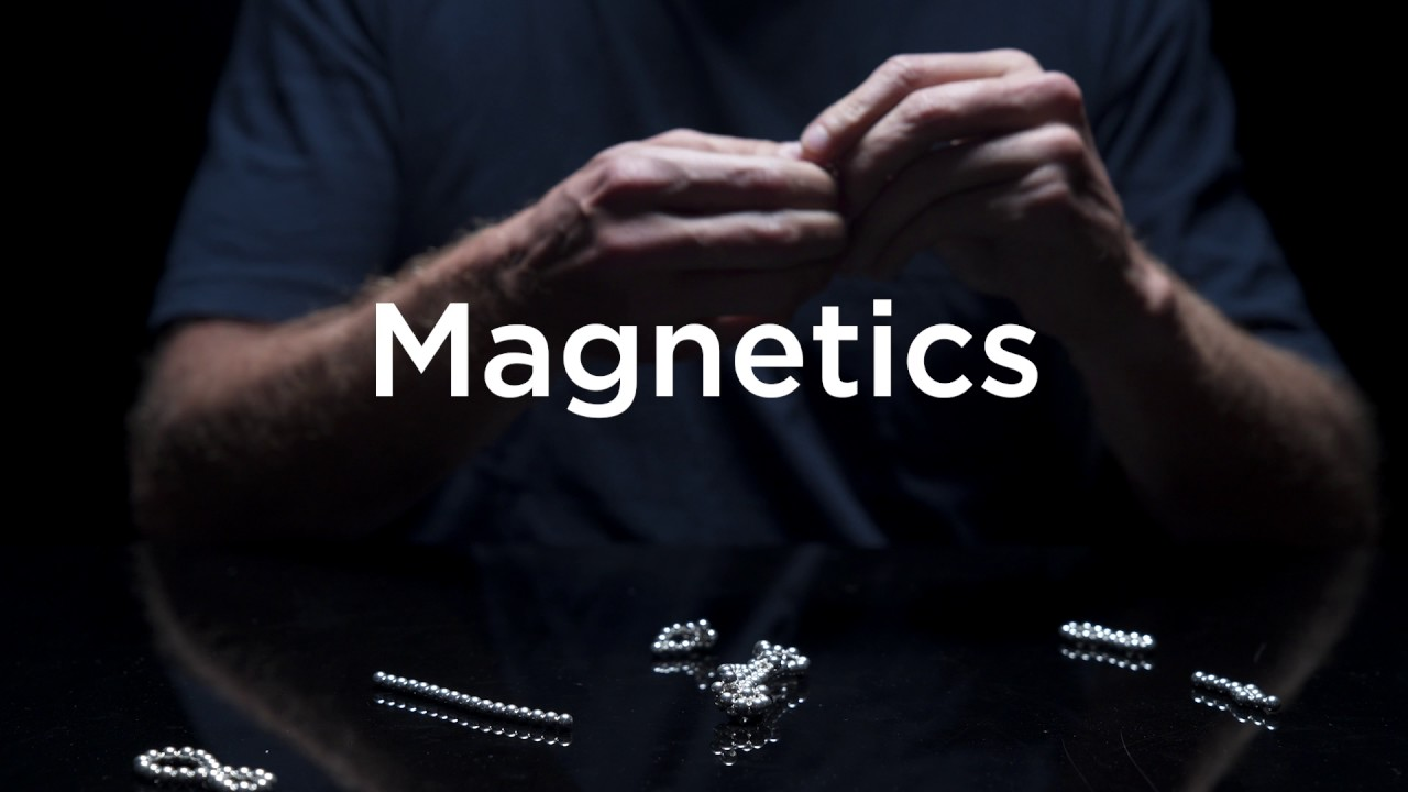 MagnoSpheres // Silver video thumbnail
